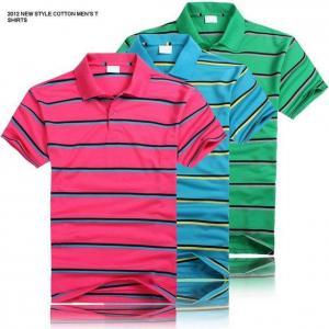 2012 New Style Men's Cotton T Shirt Short Sleeve T Shirt