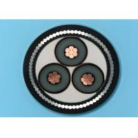 Quality 1-30KV 6mm 3 Core Swa Armoured Cable IEC60502, SANS 1339, BS 6622, AS/NZS1429.1, NFC 33226, CSA C 68.5 for sale