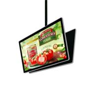 China Single / Double Sided Lcd Digital Signage Display Ad Player 350cd/m²  Brightne on sale