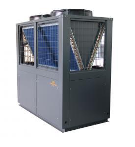 Quality Low Temperature EVI Heat Pump Copeland 380V 50HZ Approved EN14511 for sale