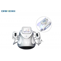 Quality Double Handle Cryo Fat Freezing Machine Vacuum Weight Loss Cryolipolysis Device for sale