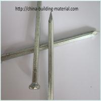 Quality Steel concrete wire groove shank,galvanized for sale