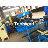 Quality Auto Size Changing Cable Tray Profile Making Machine / Cable Tray Manufacturing Machine for sale