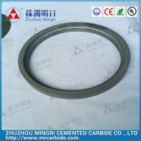 Quality Tungsten carbide rollers , Tungsten Carbide Die rings in Rolling Mill for sale