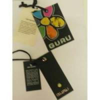 Quality double side cloth tag printing for sale