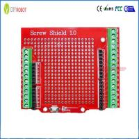 Quality Assembled Proto Screw Shield for Arduino UNO ProtoShield Prototype Terminal Expansion Board for sale