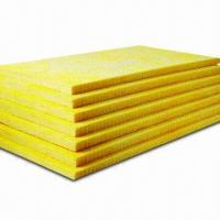 Quality Heat Insulation Mineral Wool Boards, Available in Density of 40 to 200kg/m for sale