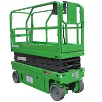 Quality 6m Platform Height Self Propelled Scissor Lift with  Extension Platform for sale