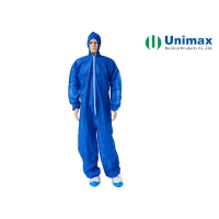 Quality Full Body Cat III Disposable Protective Coveralls for sale