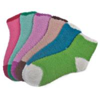 Quality polyester plush sock & Aloe Infused SPA Socks for sale