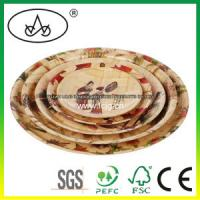 China China Natural Wooden / Bamboo Dishes for Houseware or Tableware on sale