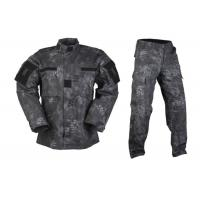Quality Digital Camouflage Suits Military Camo Uniforms ACU / Python Camouflage TC 6535 for sale
