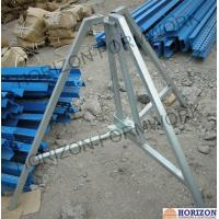 China Removable Steel Folding TripodFor Holding Shoring Props in Slab Formwork System on sale