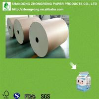Quality poly coated paper board for fresh milk packaging for sale