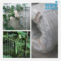 Buy cheap Galvanized wire for trellis from wholesalers