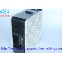 Quality Professional 19 Bar Pressure Coffee Machine , Coffee Pod Maker Machine For Office / Family for sale