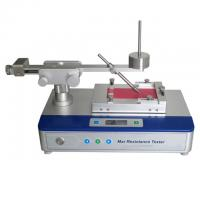 Quality ISO 1518-1,ISO 1518-2 Mar Resistance Tester for sale