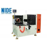 Quality Horizontal Single Side Stator Lacing Machine For Industrial Big Electric Motor Coil Lacer for sale