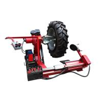 Quality Hydraulic System Truck Tyre Changing Equipment Max.Wheel Diameter 1600mm for sale
