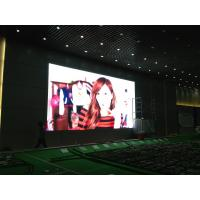 China Electronic Stage LED Full Color Display , Full Color LED Signs 3528 Encapsulation on sale