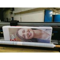 Quality Polyester Digital Fabric Printing Machine Cloth Printing Machine With Three Epson 4720 Heads for sale
