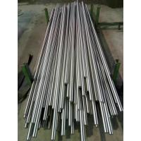 Quality Industrial Hastelloy C276 Welding Rod , Hastelloy C276 Round Bar For Chemical Processing for sale