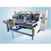 Quality Automatic Thin Blade Slitter Scorer, Rotary Slitting + Scoring, with Auto Feeder for sale