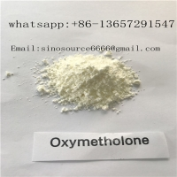 Quality Oxymetholone / Anadrol Injectable Anabolic Steriod for Muscle Gain CAS 434-07-1 White Powder and 99% High Purity for sale