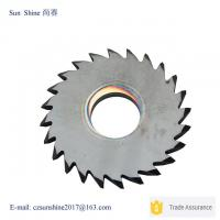 Quality Customized tungsten carbide circular cutter carbide saw blades with hard wear resistance and long life for sale