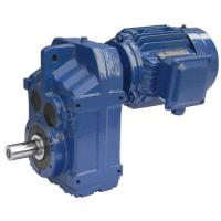 Quality 2.2kW F47/F57/F67 Ratio 25.72/44.73/61.07 right angle gear motor for sale