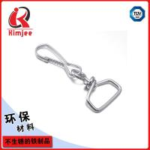 Bulk nickel steel plated lanyard metal bulldog clips wholesale