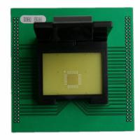 EBGA64 programming adapter for up818 up828 EBGA64 ic test socket