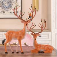 Quality Support Low MOQ!  European style lovery decoration deer in low price on hot sale for sale