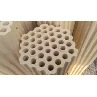 Customrized Size Silica Refractory Bricks Checker 96% Above for Hot Air Furnace