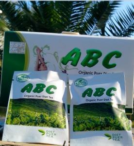 Quality ABC Organic Pure Diet Tea, Safe Weight Loss Tea Fast Fat-Loss Tea Beauty Slim Tea for sale