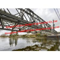 Quality Military dedicated Construction Pre-engineered Modular Steel Bailey Temporary Bridge Across River Project for sale