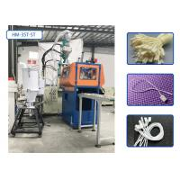 Quality High Efficiency Automatic Plastic Moulding Machine For Plastic Single Leg Hang Tag String for sale