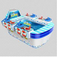 China Hot Sale Arcade Fishing Game Machine With Coin Operated Fish Game Table Gambling on sale
