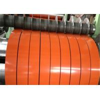 Quality DX51D SGCC GI Steel Strip Coil Color Coated Galvanized For Corrugated Steel Roof for sale