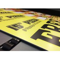 China Weather Resistant PVC Sign Board Digital Printing Outdoor Advertising on sale