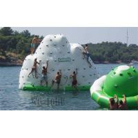 Quality Giant inflatable water games for adults, new floating inflatable water park games for sale for sale