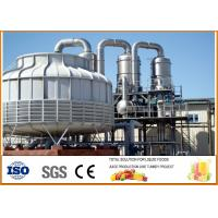 China SS304 900-1000 T/day Tomato Paste Processing Line 1291.6kw  Power on sale