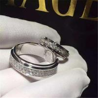 Piaget diamonds ring with 76 diamonds of 18kt  gold  with yellow gold or white gold