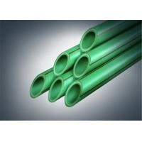 Quality S2.5 Grade PPR Fiberglass Composite Pipe High Pressure Resistant For Building Water Supply for sale