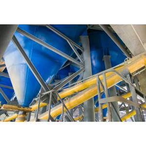 Quality SANKON Compact Structure 380V Cement Screw Conveyor for sale