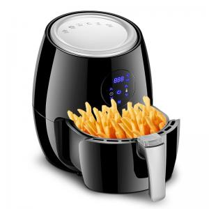 Quality Electrical Non Stick Surface 4L Smart Chef Air Fryer for sale
