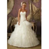 Quality China Wedding Dress / 2014 Summer Tulle Ball Gown Wedding Bridal Dress for sale