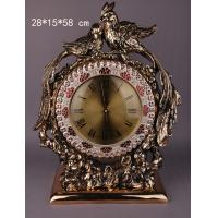 Quality Two Love Birds Designer Table Clock for sale