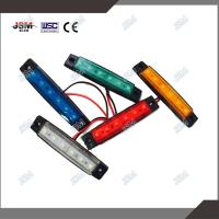 Buy cheap Truck side marker light H0Th2u trailer side lights from wholesalers