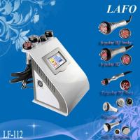 Quality 2015 HOTTEST!! 5 IN 1 Potable Vacuum RF Home Cavitation Machine for sale